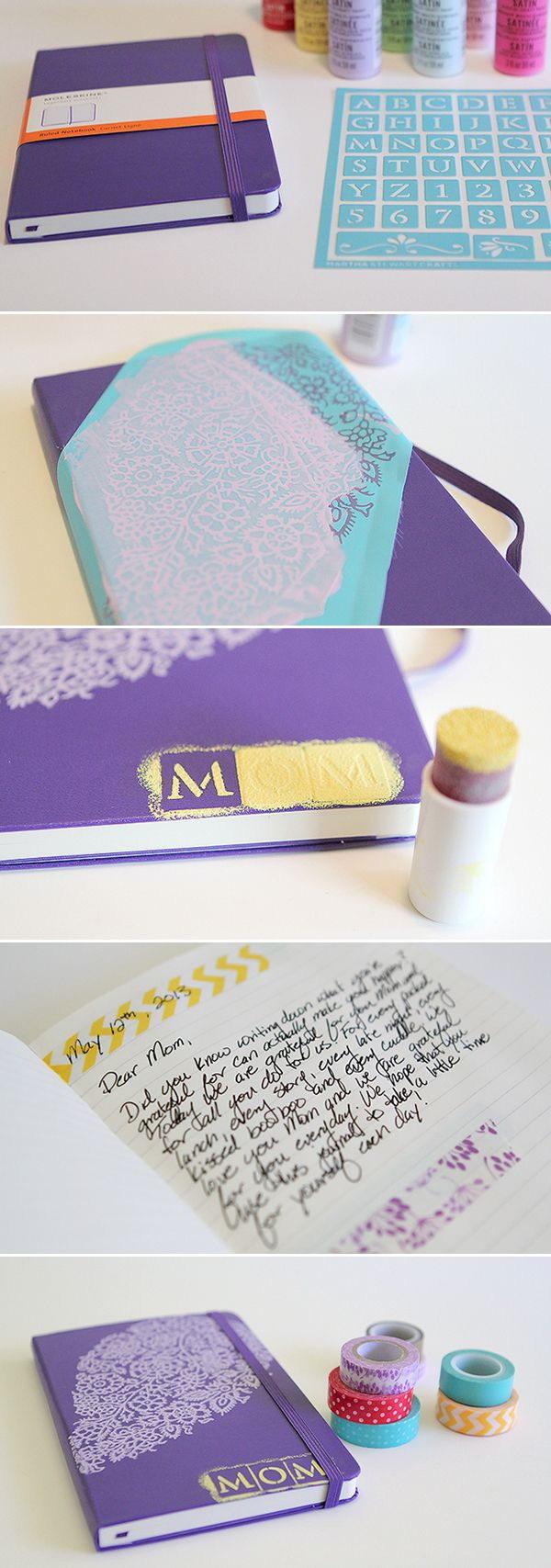 2 DIY Gratitude Journal