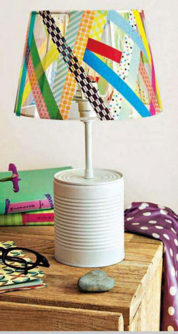20 Line the Lampshade