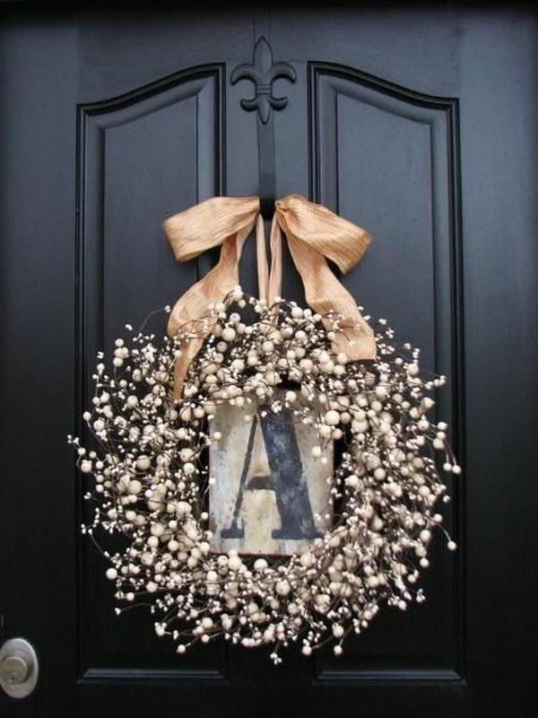 29 DIY Berry Wreath