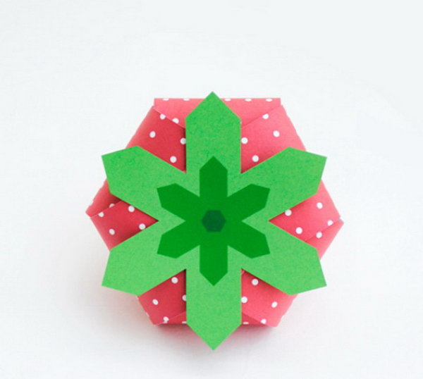 3 Strawberry Gift Box