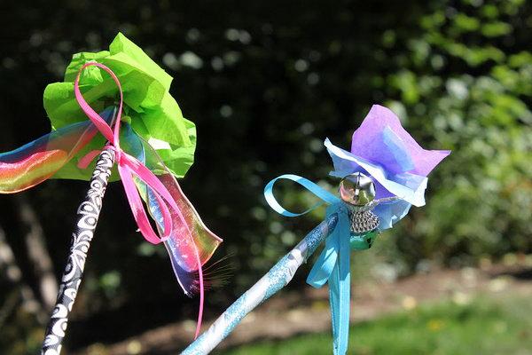 4 Beautiful Fairy Wand for Little Girls