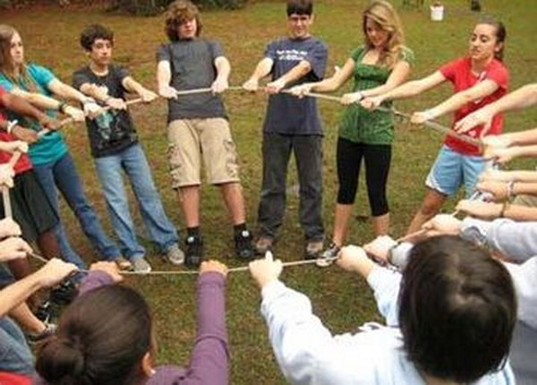28 Creative Team Building Activities For Kids Page 8
