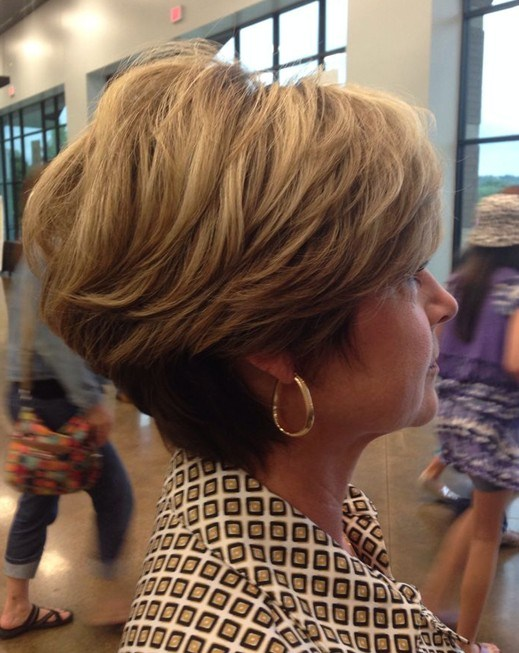1 Trendy Short Hairstyles Short Haircut for Women Over 50