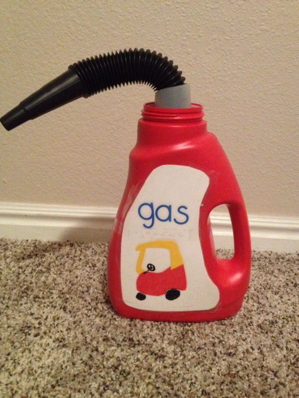 10 DIY Cozy Coupe Gas Can