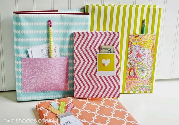 11 Wrapping Paper Book Cover