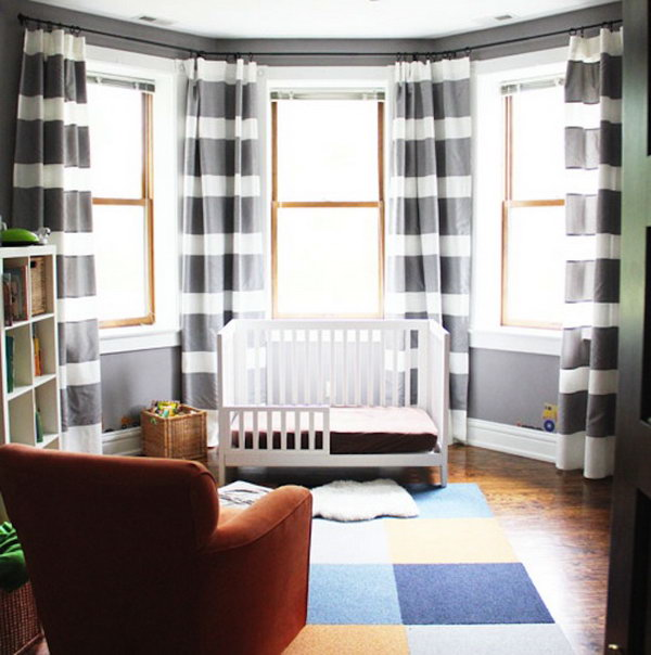 13 Horizontal Striped Curtains