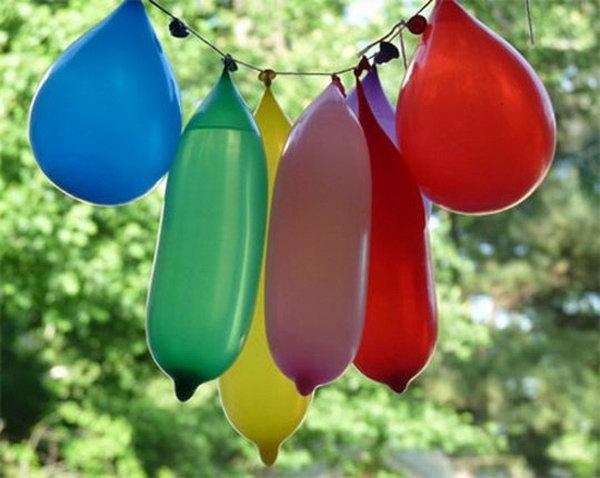 14 Water Balloon Pinata