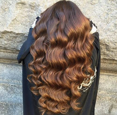 14 golden brown hair color