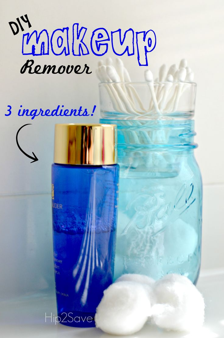 15 Make Your Own Makeup Remover with Just 3 Ingredients