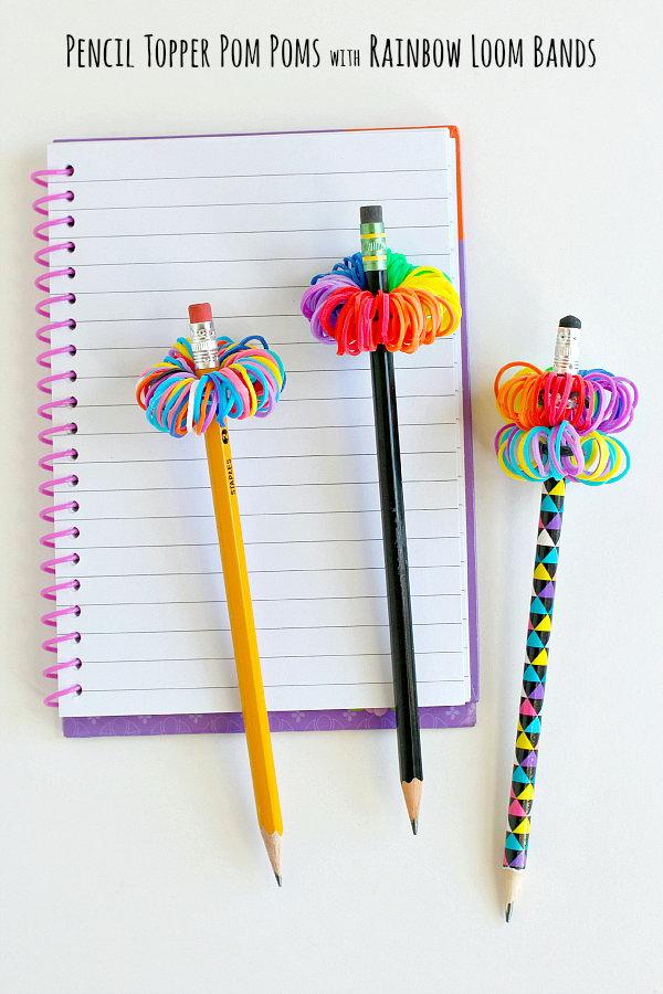 Простые карандаши своими руками