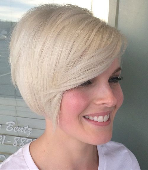 50 Trendiest Short Blonde Hairstyles And Haircuts Page 2