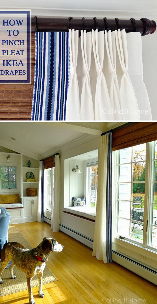 20 Pinched Pleat Ikea Curtains