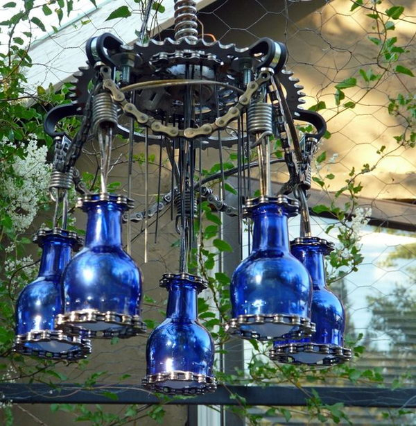 20 Tuscan Style Chandeliers 8