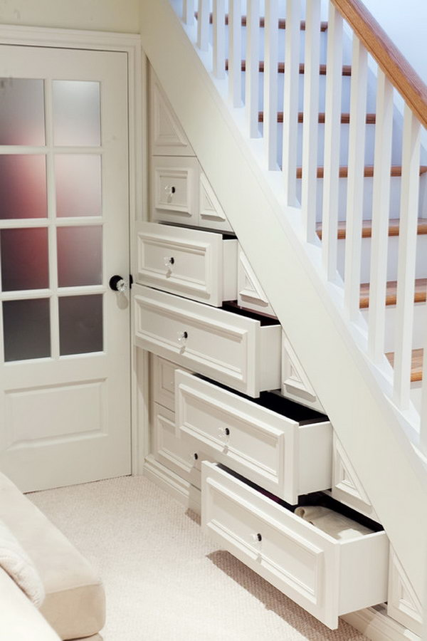 21 Great Way to Utilize Storage Space in Not Wide Hall Way