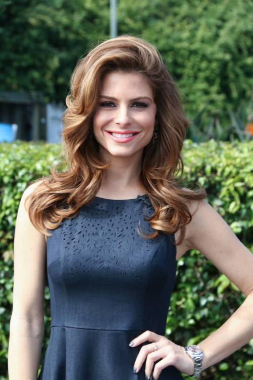 21 heavenly glazed mocha shade of brown hair from maria menounos