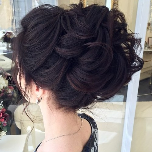40 chic wedding hair updos for elegant brides page 21