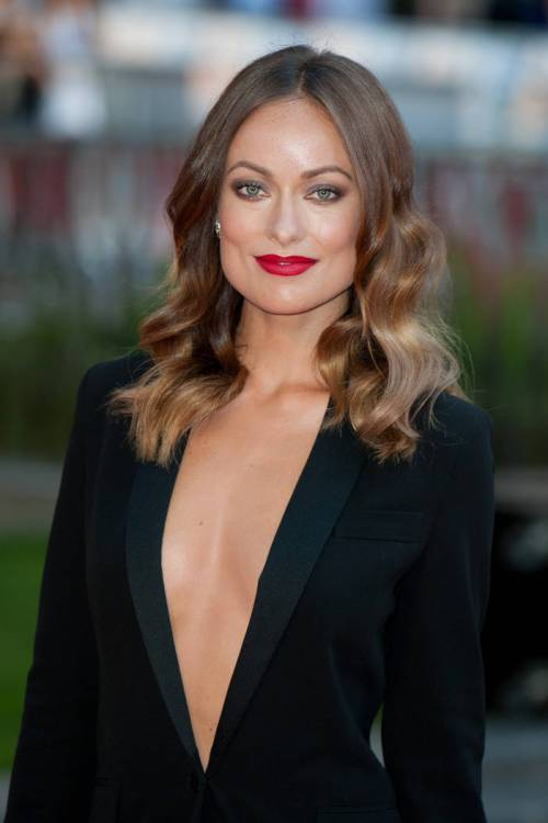 23 noble light brown fade of olivia wilde