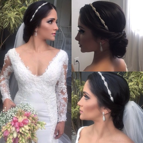 40 Chic Wedding Hair Updos For Elegant Brides Page 24