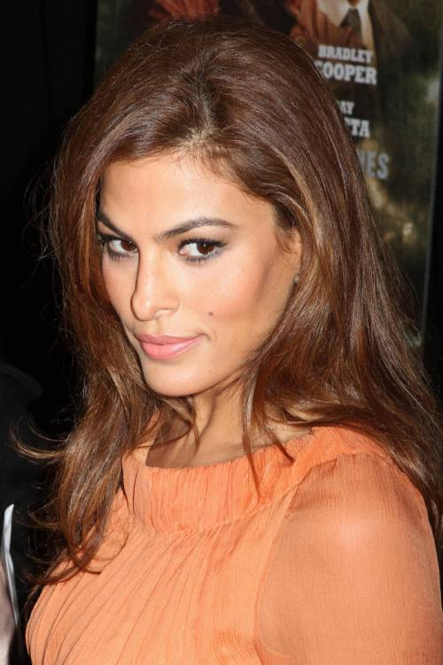 25 gorgeous caramel shade of brown hair from eva mendes
