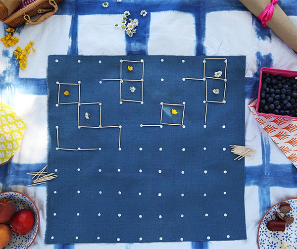 27 DIY Cloth Picnic Games