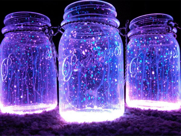 27 Diy Galaxy Jars