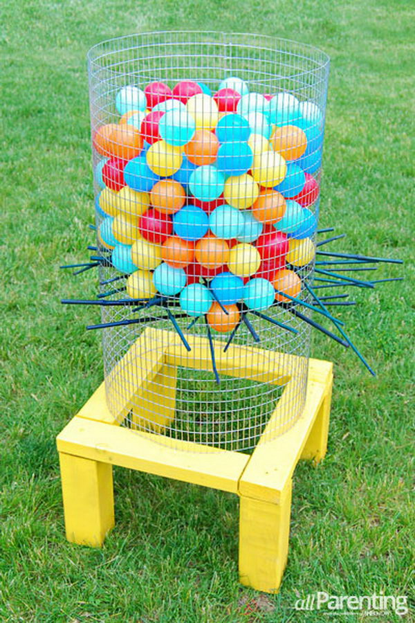 28 Jumbo Backyard Ker-Plunk Game