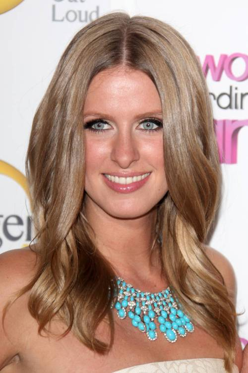 28 light ash brown from the rich heiress nicky hilton