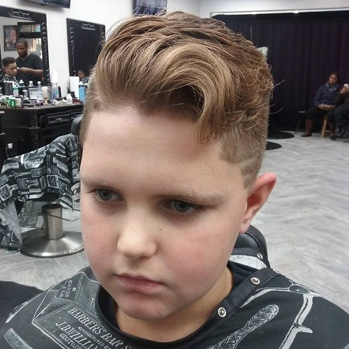 28 quiff haircut for teenage guys