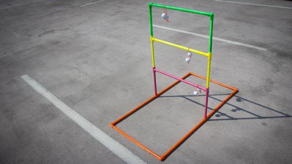 29 DIY Ladder Ball