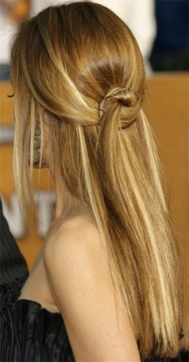 35 simple hairstyle for straight hair