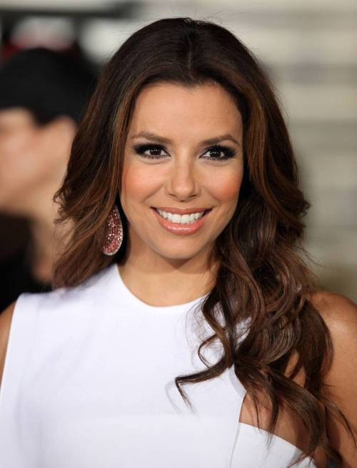 41 chocolate brown hair hues for active women from eva longoria