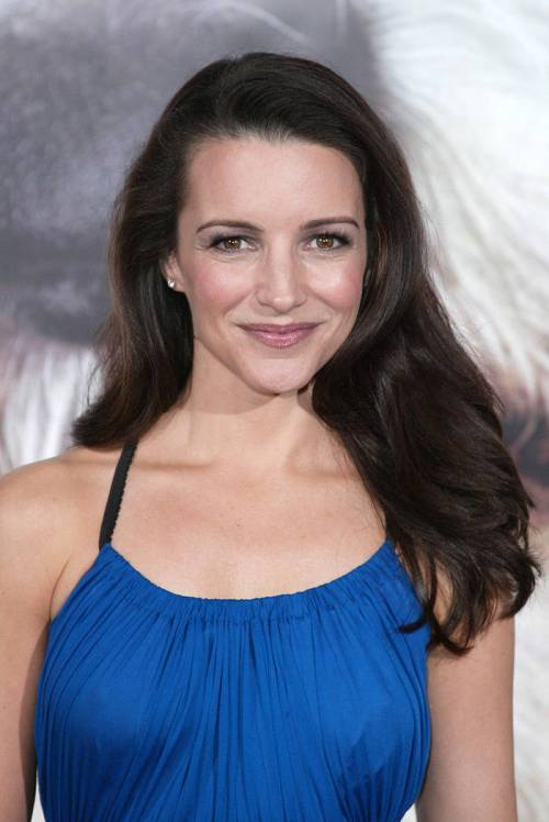 43 discreet brown of kristin davis