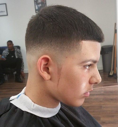 43 fade haircut for boys