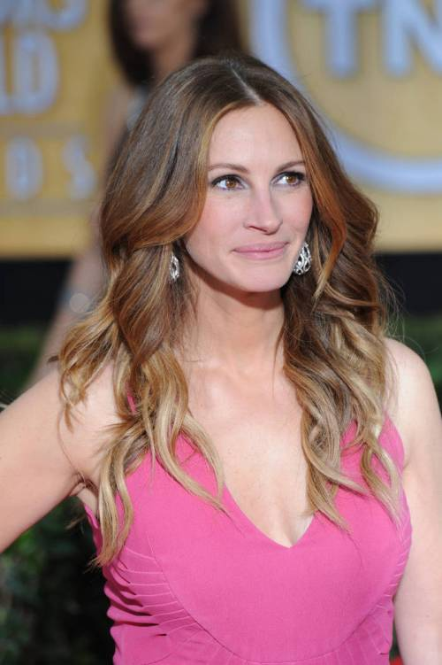 51 gorgeous julia roberts and her exclusive shades of brown hair