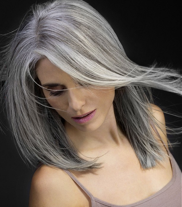 60 Gorgeous Grey Hair Styles Page 57 Foliver Blog