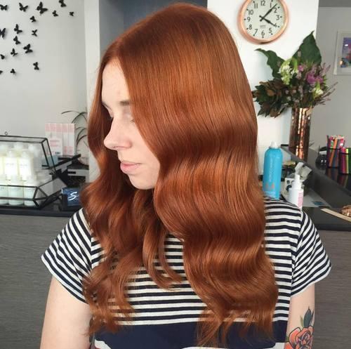 7 auburn hair color