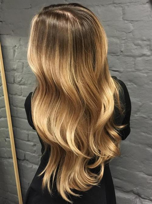 10 brown blonde ombre hair