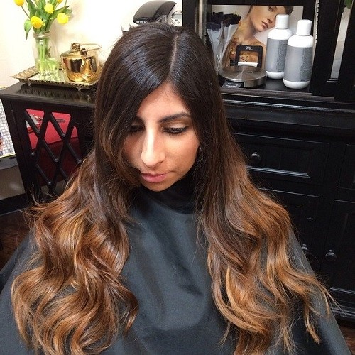 30 Trendsetting Brown Ombre Hair Solutions For Any Taste Page 16