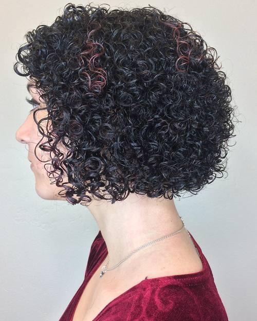 1 perm bob hairstyle