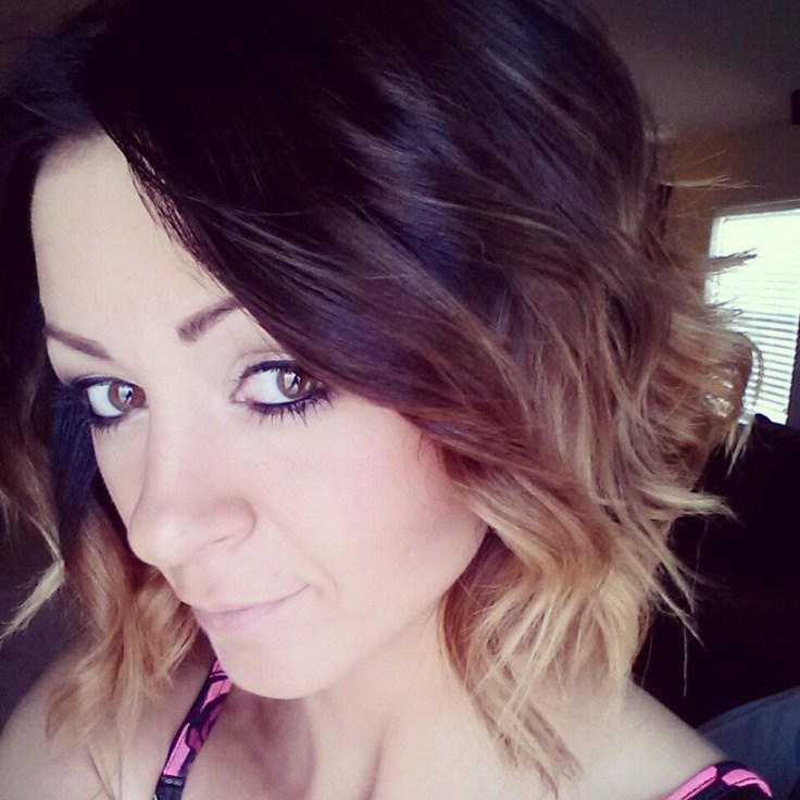 20 short ombre hair