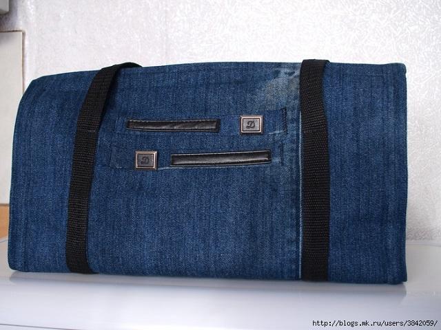 42 Make this amazing gym bag