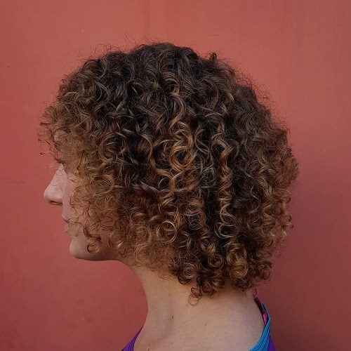 8 brown perm hairstyle