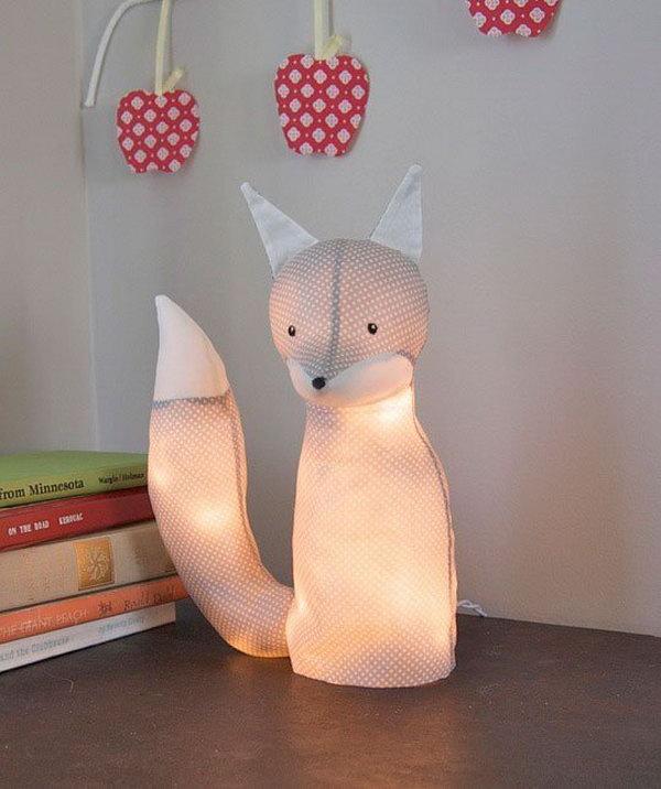 11 DIY Animal Lamps