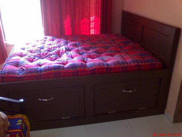 11 King Size Storage Bed Frame