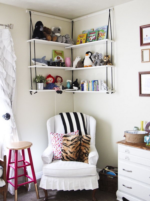 11 Storage in Every Nook and Cranny