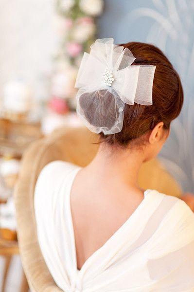 11 sweet wedding hairstyle for medium length hair