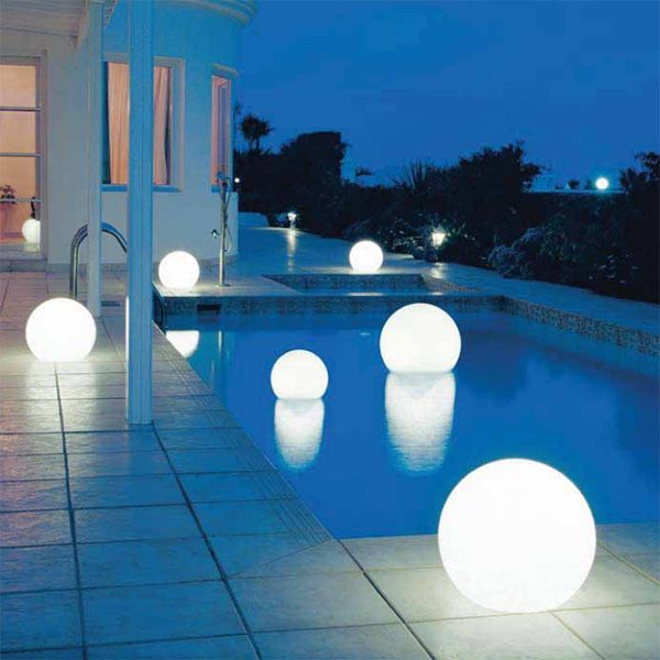 13 Moonlight Globes