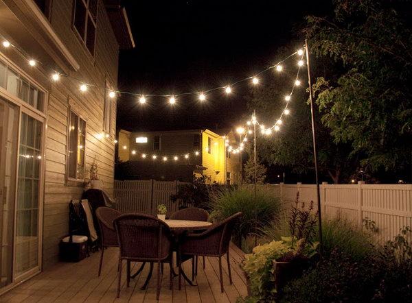 14 DIY String Lights