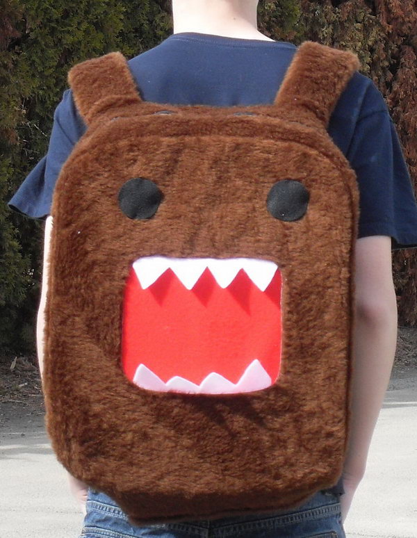 17 Domo Backpack
