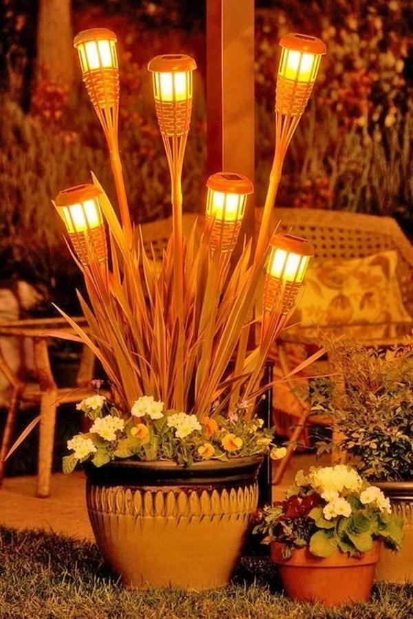 19 Backyard Lighting Ideas